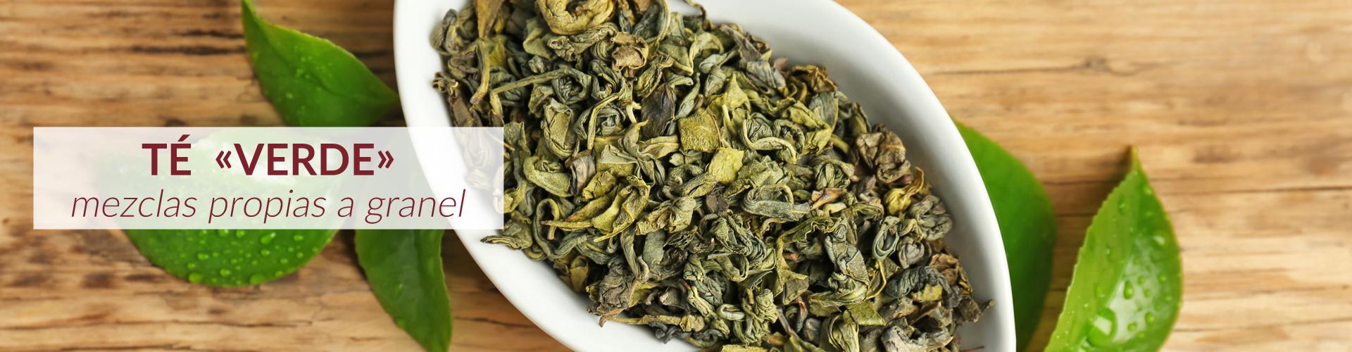 Tienda de té verde
