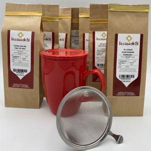 Pack iniciacion al mundo del té