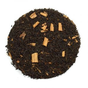 Té negro con canela y vainilla